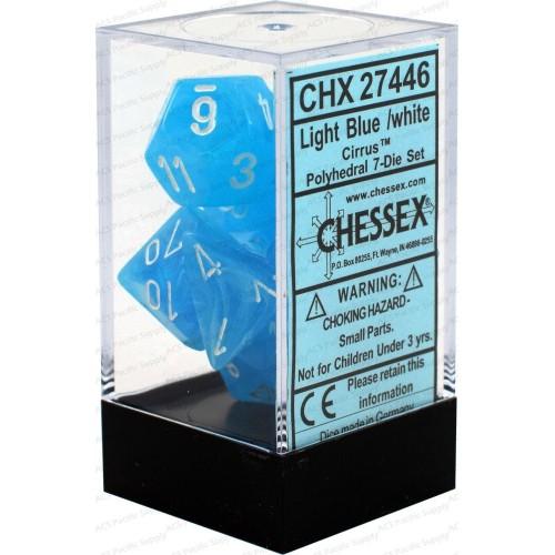 CHX27446 Set de 7 dados