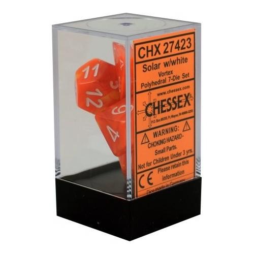 CHX27423 Set de 7 dados