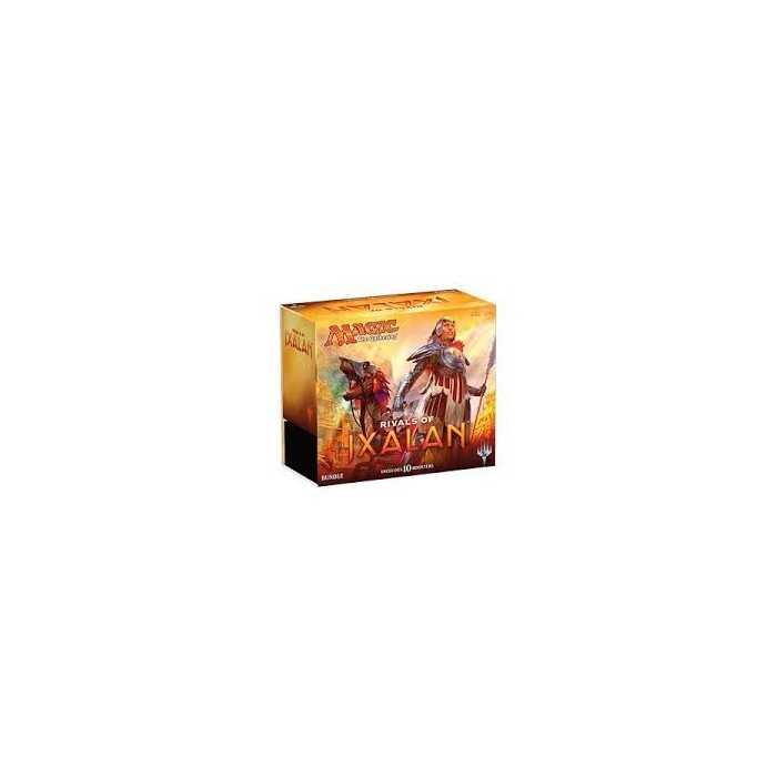 Bundle Magic Rivales de Ixalan