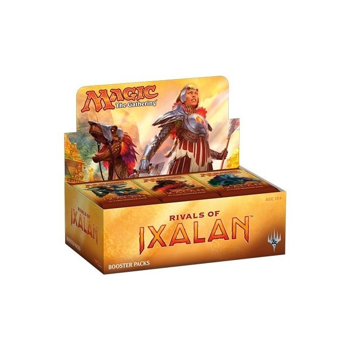 Display Magic Rivales de Ixalan
