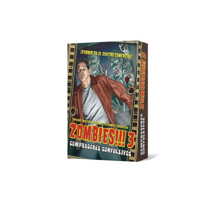 Zombies!!! 3 - Compradores Convulsivos