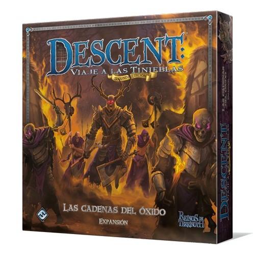 Descent Las Cadenas del Óxido