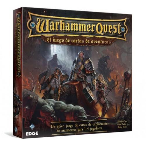 Warhammer Quest - El Juego de Cartas de Aventuras