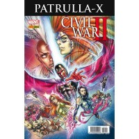 PATRULLA X - CIVIL WAR II CROSSOVER 1