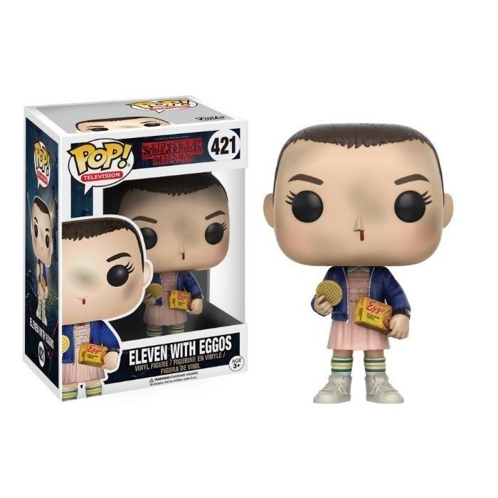 Pop Eleven with Eggos 421