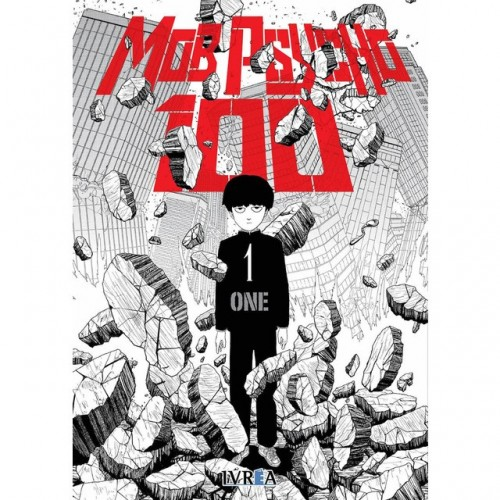 Mob Psycho 100 1 ONE