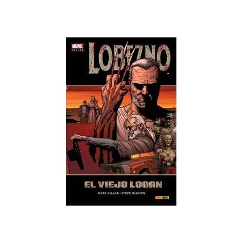 EL VIEJO LOGAN INTEGRAL (Marvel Deluxe)