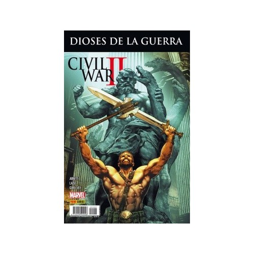 DIOSES DE LA GUERRA - CIVIL WAR II CROSSOVER 2