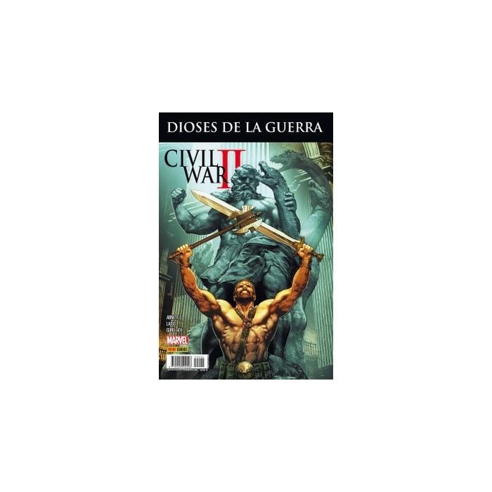 DIOSES DE LA GUERRA - CIVIL WAR II CROSSOVER 2