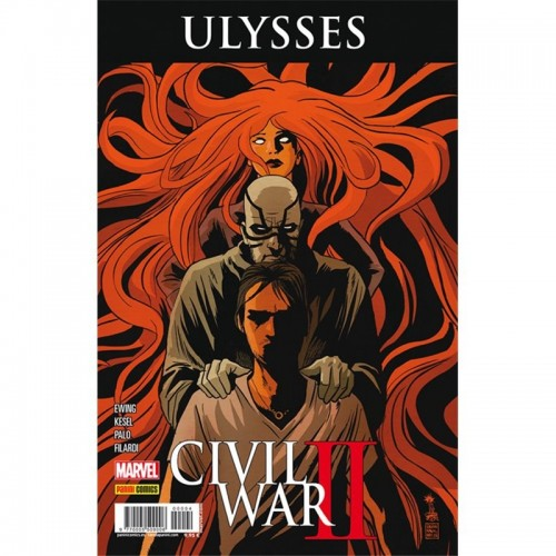 ULYSSES - CIVIL WAR II CROSSOVER 4