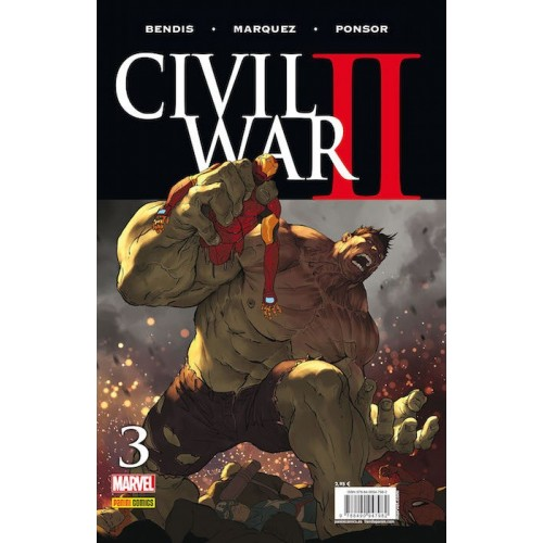 CIVIL WAR II 03