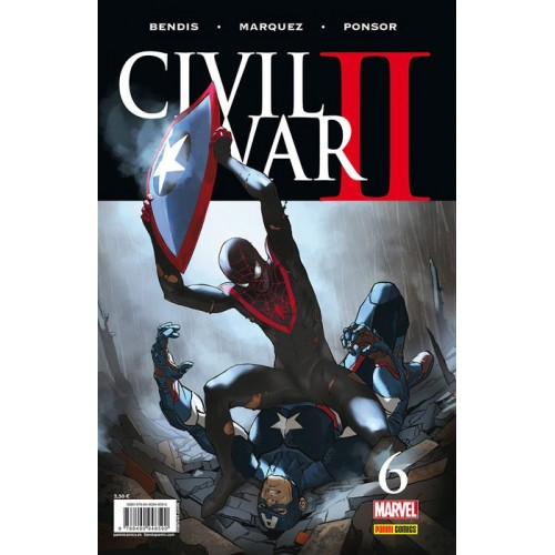 CIVIL WAR II 06