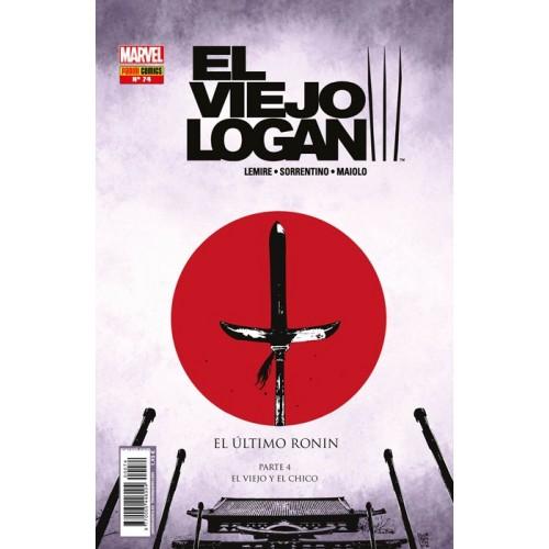 LOBEZNO VOL. 5 74 - EL VIEJO LOGAN / EL ÚLTIMO RONIN 4