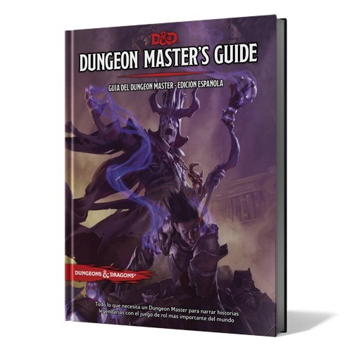Dungeons & Dragons - Guía del Dungeon Master 5ta Edición