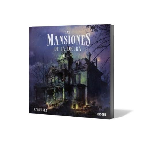 Las Mansiones de la Locura - Juego de Rol / Expansión