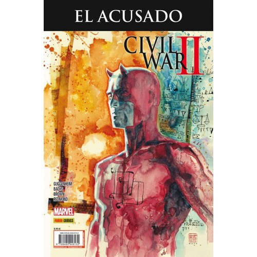 CIVIL WAR II - EL ACUSADO