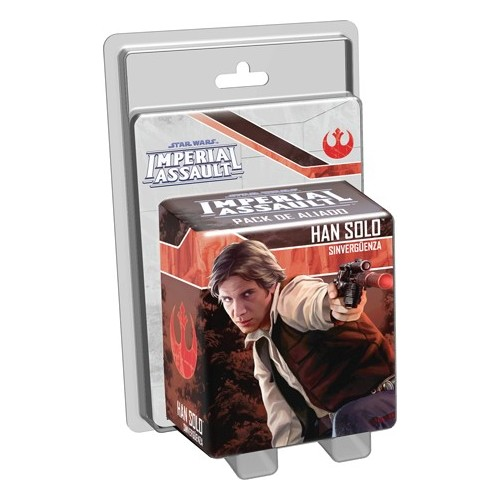 STAR WARS IMPERIAL ASSAULT - HAN SOLO