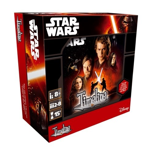 Timeline - Star Wars I-II-III
