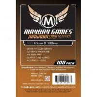 Protectores de Cartas Mayday Games Mini Euro 100