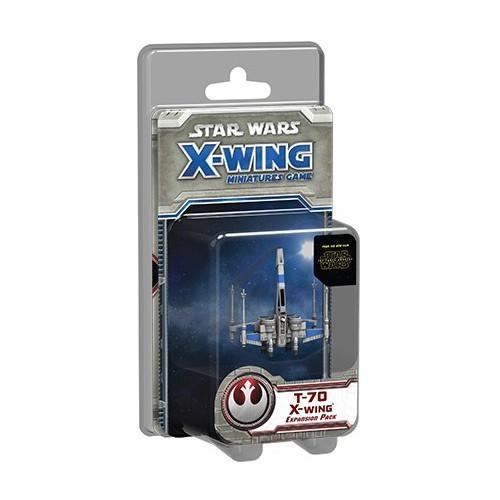 STAR WARS X-WING - T70 ALA X