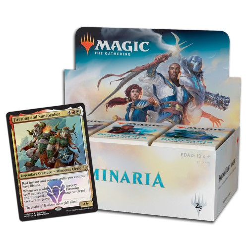 Display Magic Dominaria