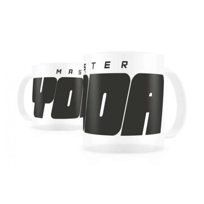 Taza Térmica Star Wars - Master Yoda