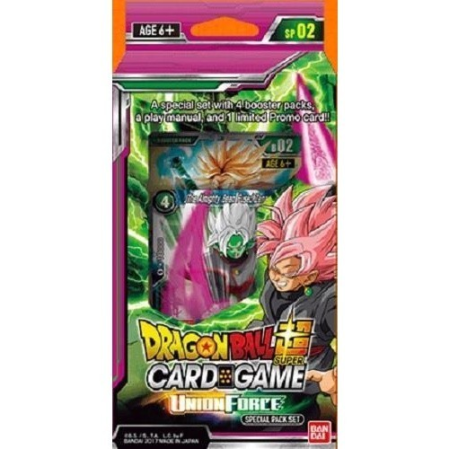 Dragon Ball TCG: Special Pack Union Force