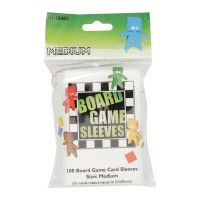 Board Game Sleeves Medium 57x89 100