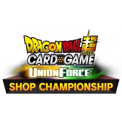 Shop Championship Union Force - Dragon Ball Super Card Game