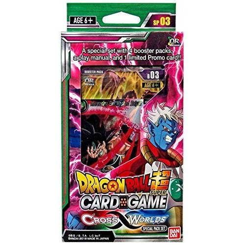 Dragon Ball TCG: Special Pack Cross World