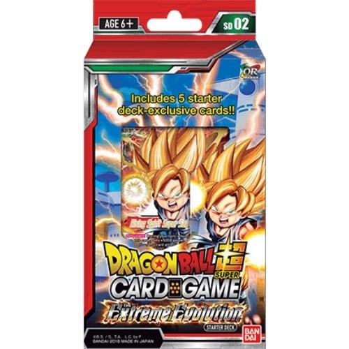 Dragon Ball TCG: Starter Deck Extreme Evolution