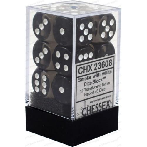 CHX23608 Set de dados 12 dados