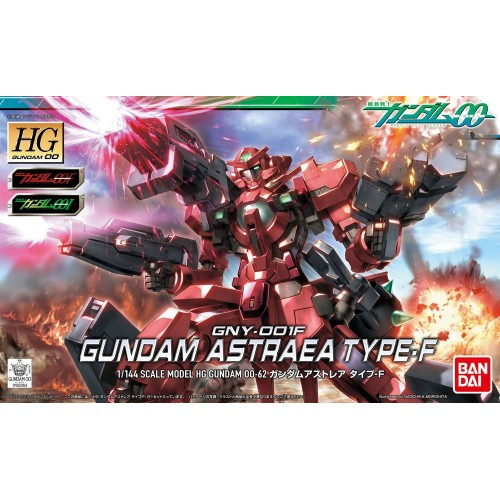 HG 1/144 Astraea Type F - Model Kit