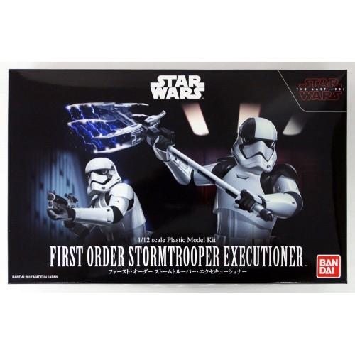 1/12 First Order Stormtrooper Executioner - Model Kit