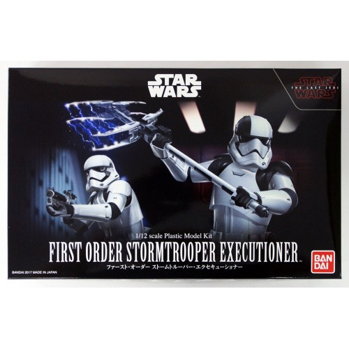 1/12 First Order Stormtrooper Executioner - Model Kit