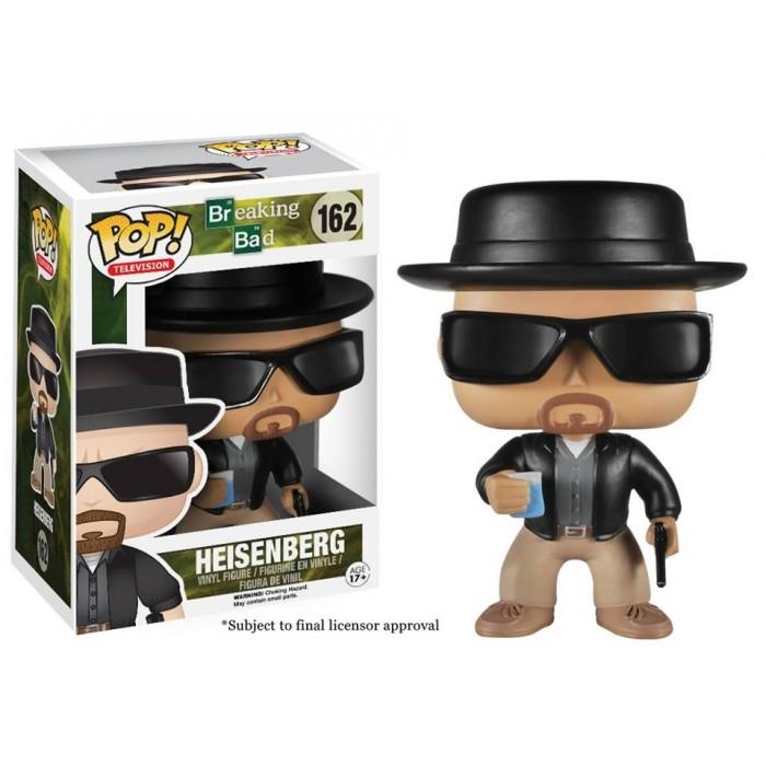 Breaking Bad Heinserberg Figura Pop!