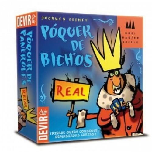 Póquer de Bichos Real