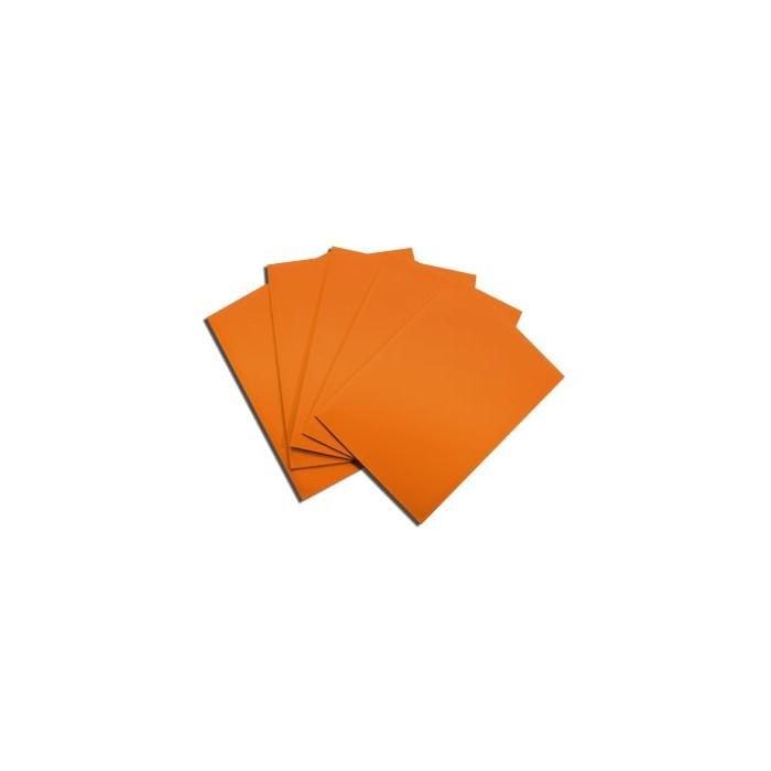 Protector de cartas Dragon Shield 50- Standard Naranjo