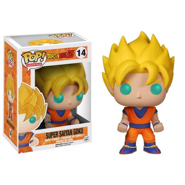 Pop Super Saiyan Goku