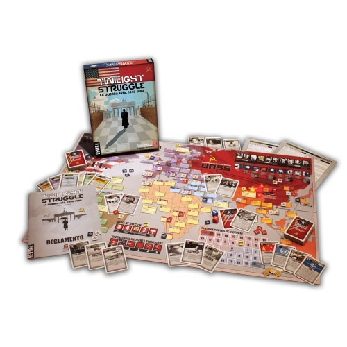 Twilight Struggle - La Guerra Fria, 1945-1989