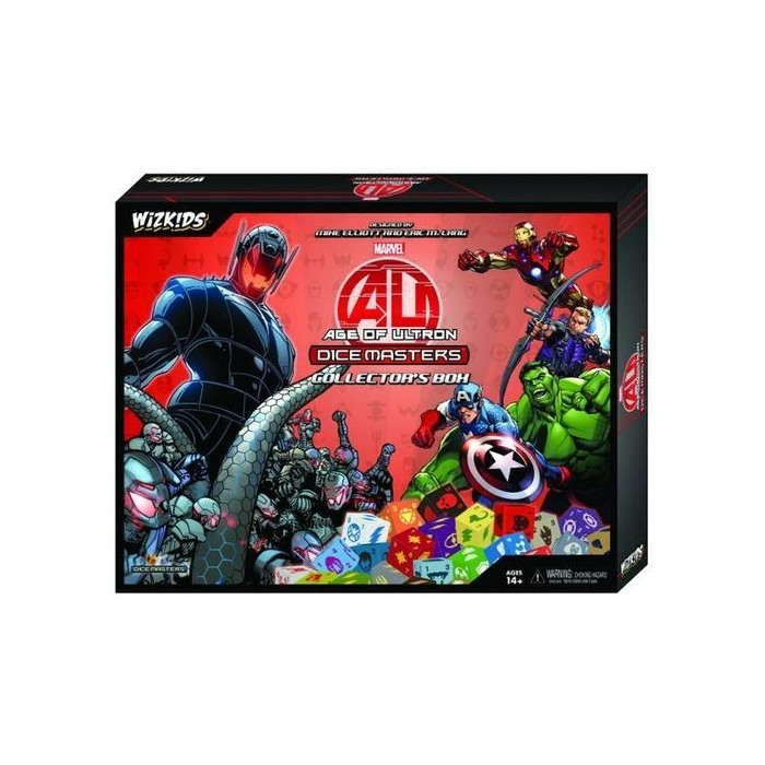 Dice Master - Age of Ultron Collector's Box
