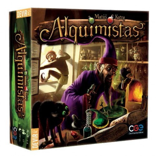 Alquimistas