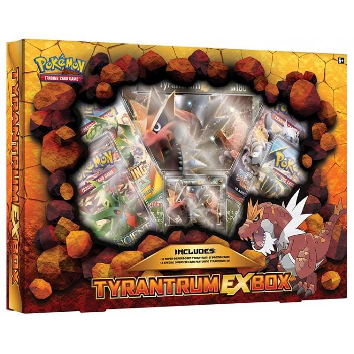 Tyrantrum ExBox