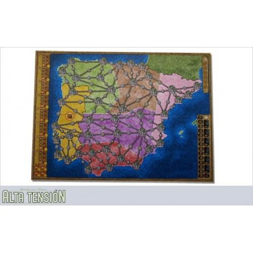 Alta Tensión: Expansión España y Portugal/Brasil + Collector Box