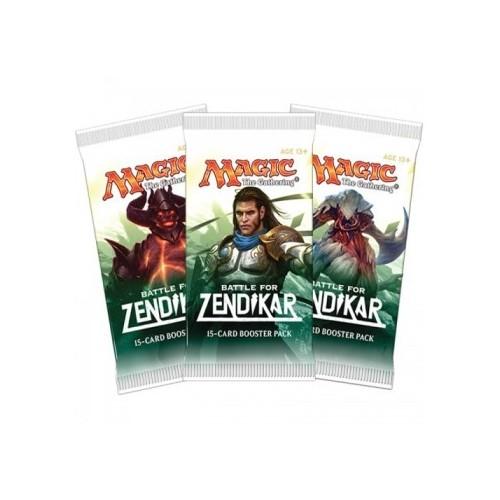 Magic The Gathering La Batalla por Zendikar Sobres