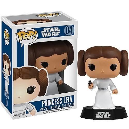 Princesa Leia Figura Pop! 04