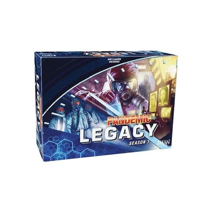 Pandemic Legacy Season 1 Blue