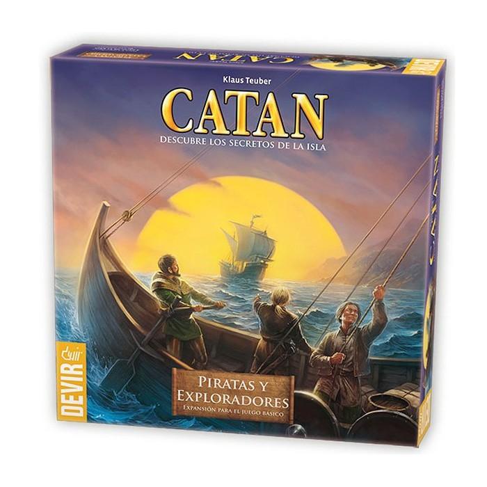 Piratas y Exploradores de Catan