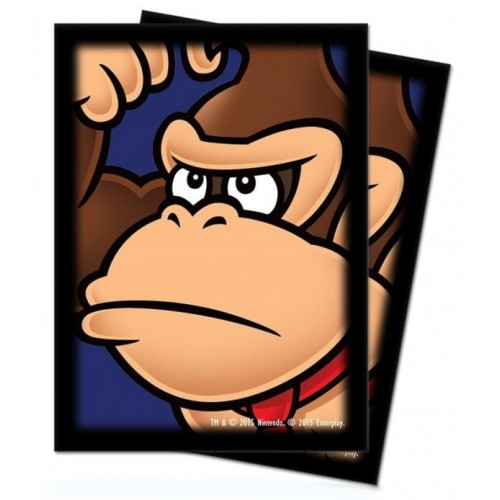 Protector Ultra Pro 65 Standard ~Super Mario Donkey  Kong