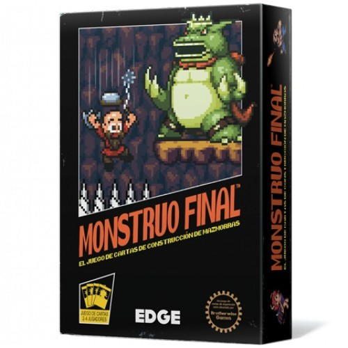 Boss Monster / Monstruo Final